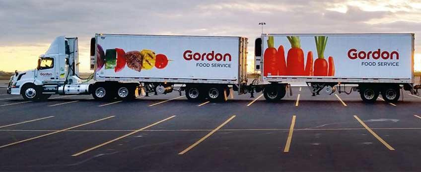 Features of transportation of perishable products